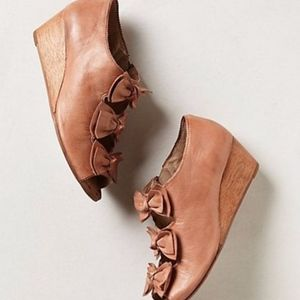 Anthropologie Latino wedges